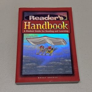 Reader's Handbook- a guide for reading & learning